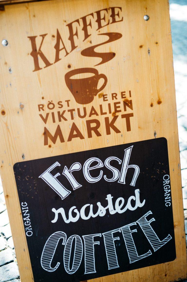 Interview mit Christian Müller von der Viktualienmarkt Kaffeerösterei