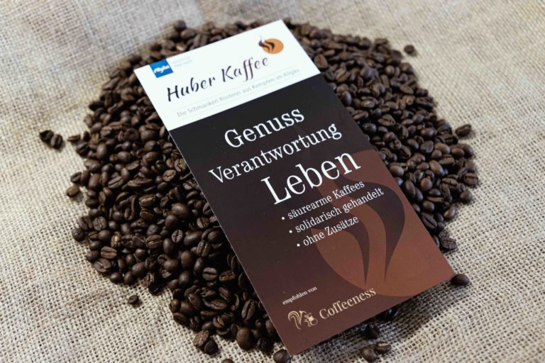 Huber-Kaffee: Interview mit Andreas Huber