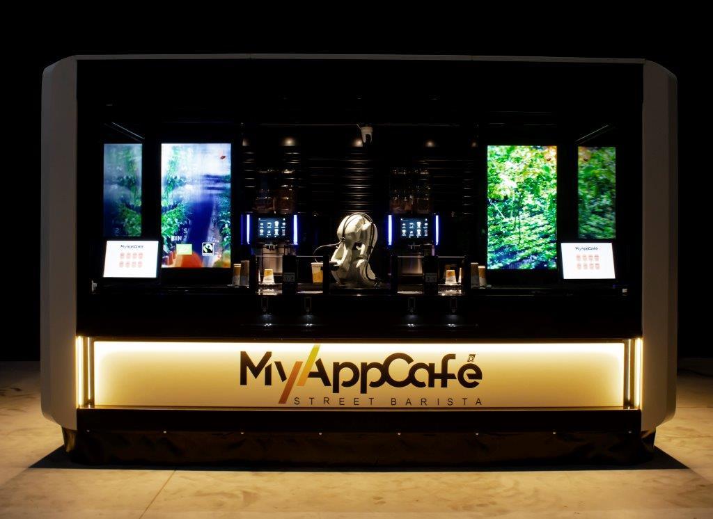 MyAppCafé, eine Revolution des To-Go Konzeptes