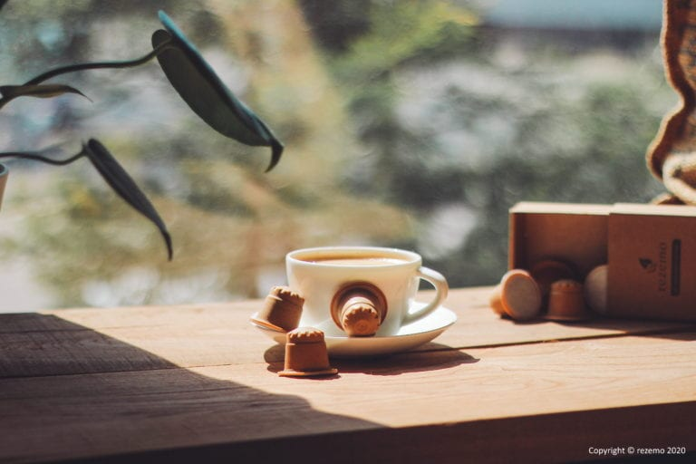 rezemo, die Innovation der Kaffeekapseln