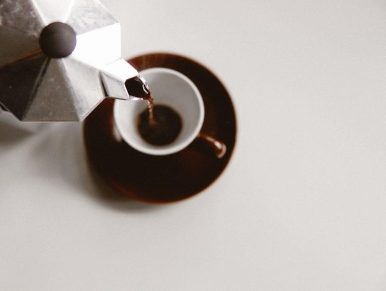 Anleitung für die Kaffeezubreietung