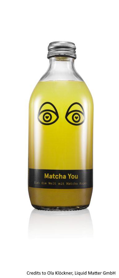 Matcha You: die Alternative zu Kaffee und künstlichen Energydrinks