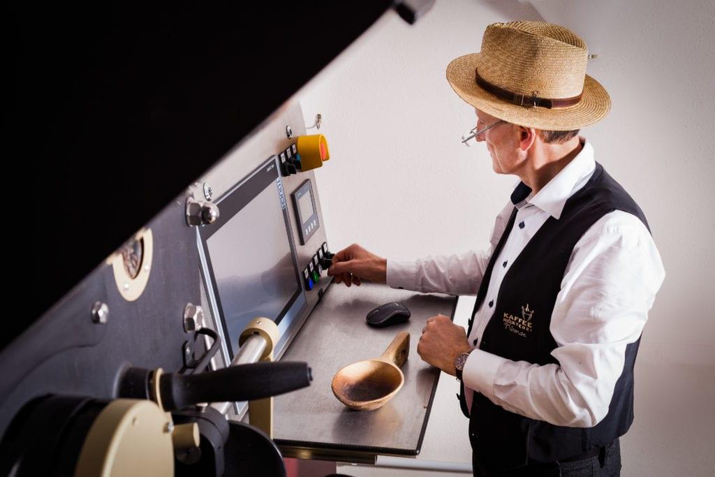 Im Gespräch mit Jens Kirmse von der Kaffeerösterei Kirmse