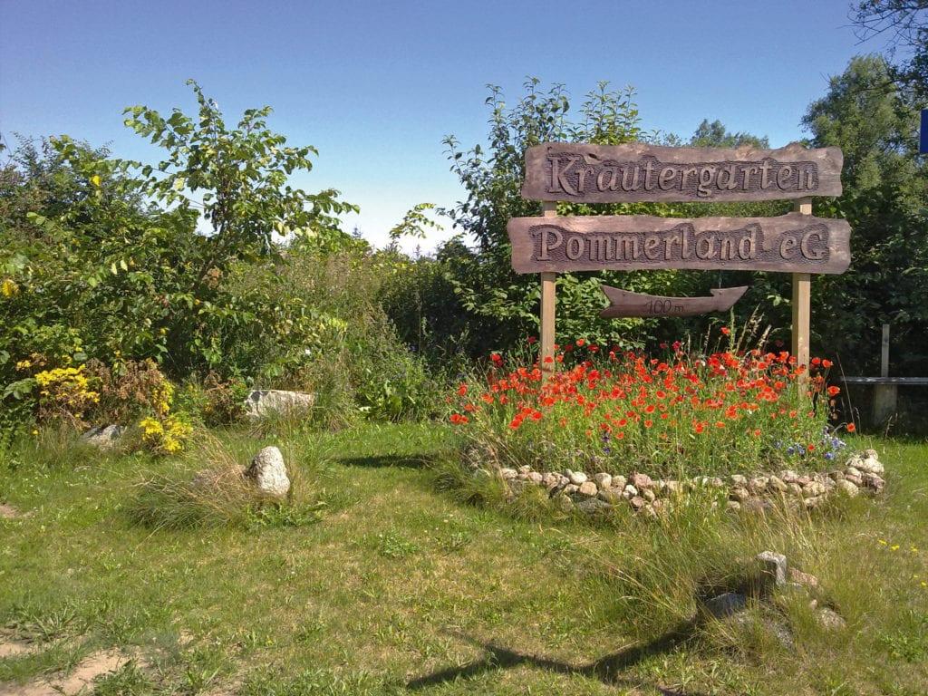 Kräutergarten-Pommerland: wo Wert auf Handarbeit gelegt wird
