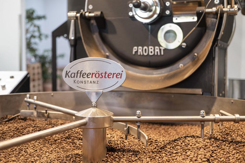 Kaffeerösterei Konstanz: Interview mit Rolf Bernhardt