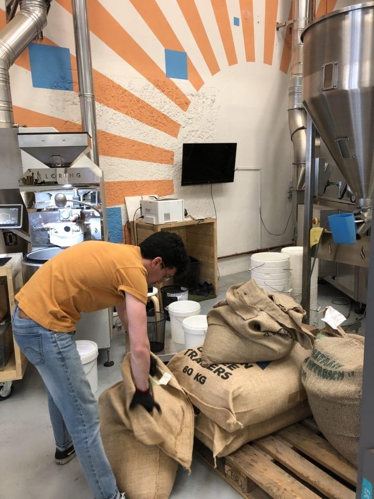 Kawa, torréfacteurs de café de spécialité