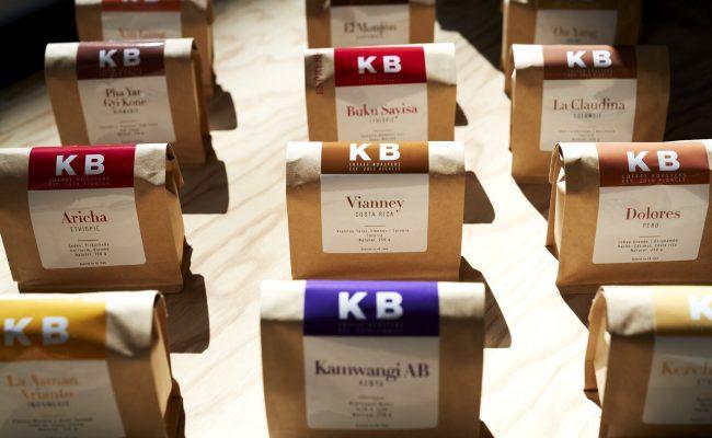 KB COFFEE ROASTERS