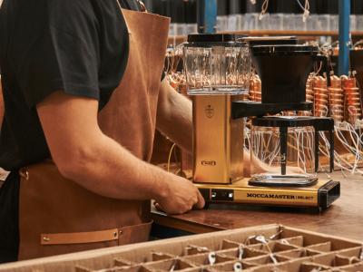 Moccamaster, les machines à café pour préparer une tasse parfaite