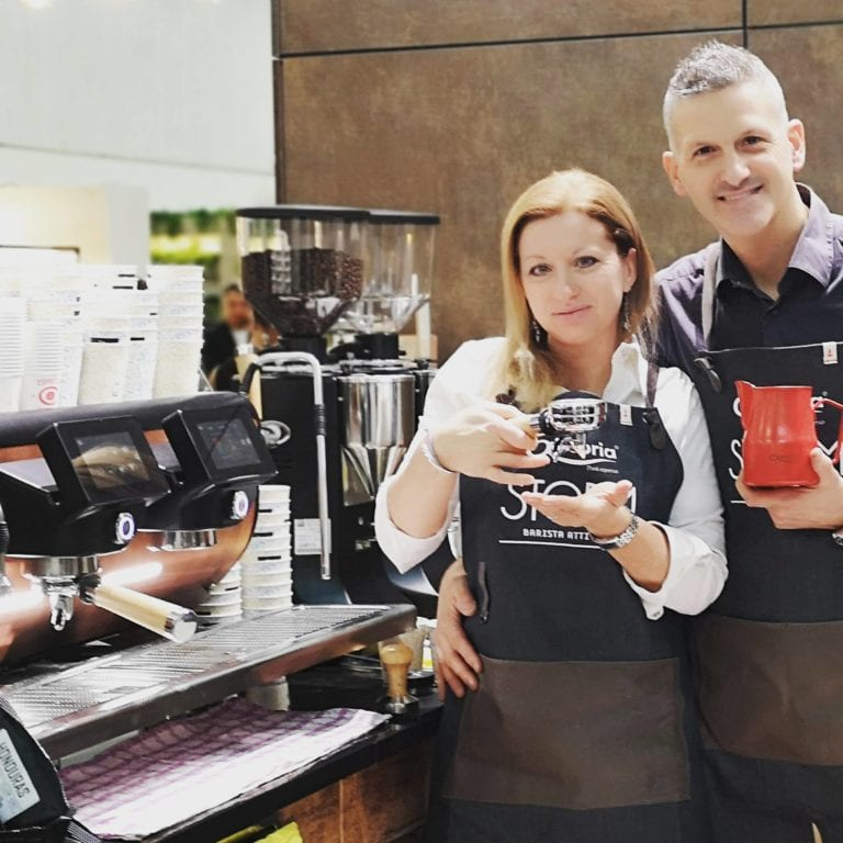 Torrefazione Lady Cafè - Intervista a Nicoletta e Massimo